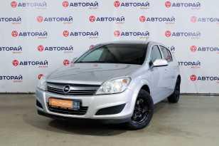 Ульяновск Opel Astra 2014