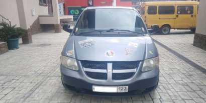 Красная Поляна Caravan 2002