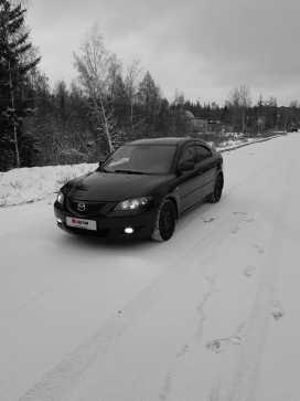 Усть-Илимск Mazda3 2004