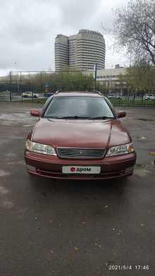 Москва Mark II Wagon Qualis
