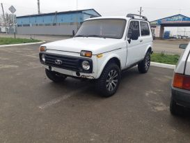 Краснодар 4x4 2121 Нива 1999