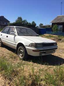 Тавда Corolla 1988