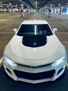 Москва Camaro 2017