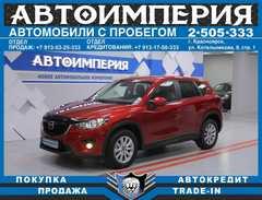 Красноярск CX-5 2014