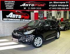 Красноярск Hyundai ix35 2011