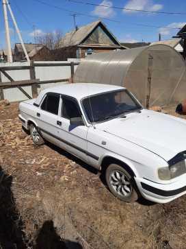 Атамановка 3110 Волга 2001