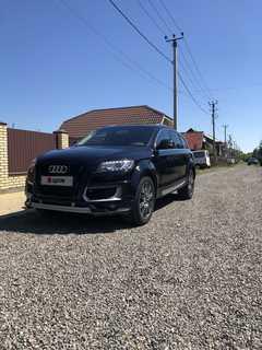 Абакан Audi Q7 2014