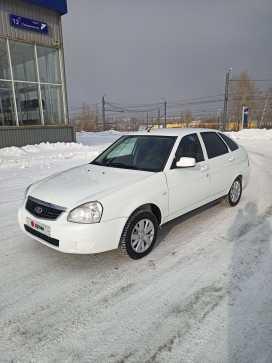 Челябинск Приора 2012
