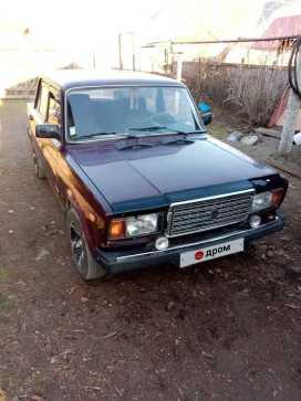Горно-Алтайск 2107 2006