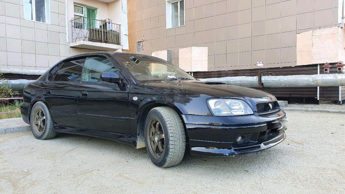 Subaru Legacy B4 1999