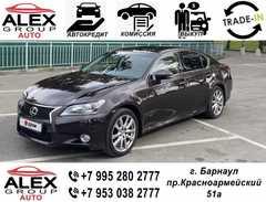 Барнаул Lexus GS350 2013