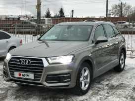 Челябинск Audi Q7 2015