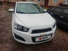 Казань Aveo 2014