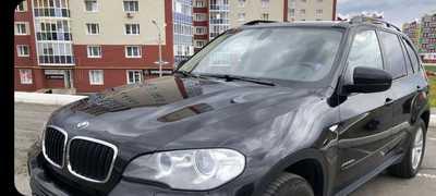 Саранск X5 2012