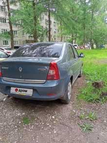 Москва Logan 2012
