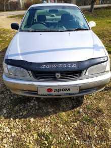 Анапа Corolla 1998