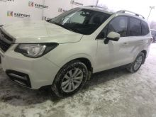 Самара Forester 2016