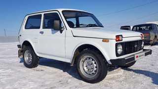 Саратов 4x4 2121 Нива 2001