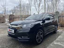 Петропавловск-Камчатский Honda Vezel 2017
