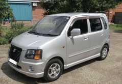 Каневская Wagon R Solio 2002