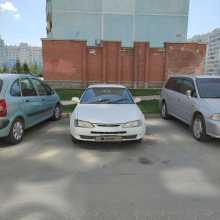 Новосибирск Corolla Levin 1997
