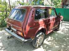 Славянск-На-Кубани 4x4 2121 Нива 1989