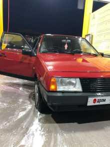 Серпухов 2109 1990