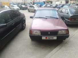 Ставрополь Лада 21099 1996