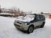 Боровский Terrano II 2001
