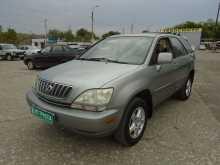 Волгоград RX300 2002