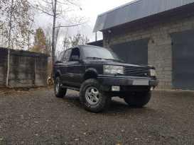 Горно-Алтайск Range Rover 1997
