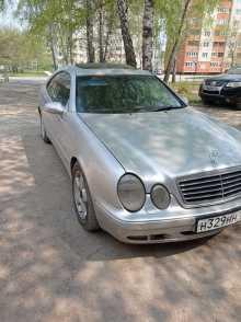 Новосибирск CLK-Class 2001