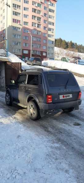 Горно-Алтайск 4x4 2121 Нива 2016