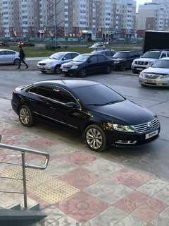 Нижневартовск Passat CC 2013