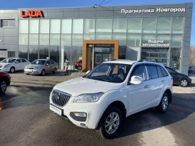 Великий Новгород Lifan X60 2016
