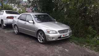 Горно-Алтайск IS200 2001