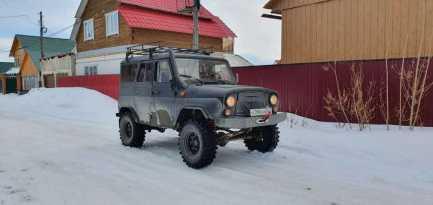 Якутск УАЗ 3151 2012