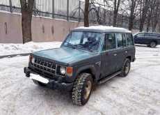 Москва Galloper 1992