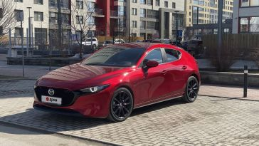 Тюмень Mazda3 2019