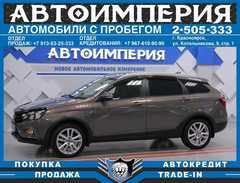 Красноярск Веста Кросс 2019