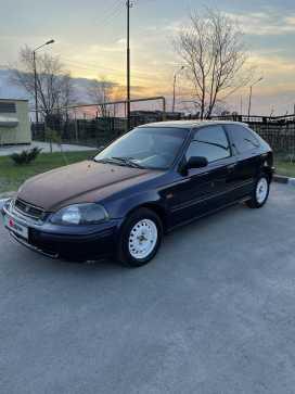 Волжский Civic 1997