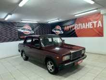 Москва Лада 2107 2012