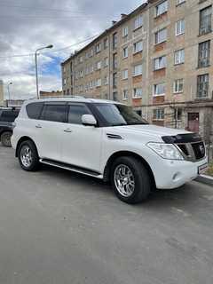 Магадан Nissan Patrol 2011