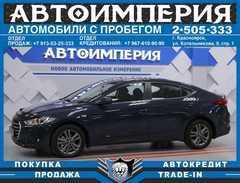 Красноярск Elantra 2016