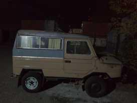 Промышленная ЛуАЗ-969 1992