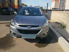 Казань Hyundai ix35 2013