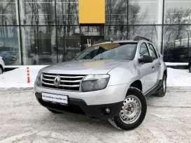 Новосибирск Duster 2014