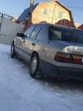 Салехард Mercedes 1987