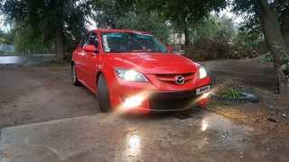 Астрахань Mazda3 MPS 2007