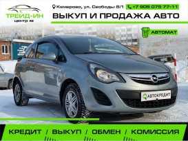 Кемерово Corsa 2012